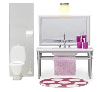 Smaland Bathroom Furniture Set