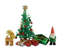 Smaland Christmas Tree Set